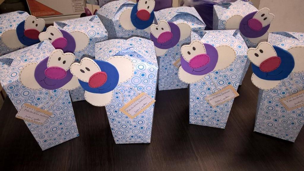 Ideas para regalitos de jardin de infantes los jardines for Leccion jardin infantes 2016