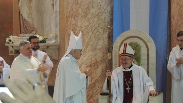 zordan obispo de gualeguachu