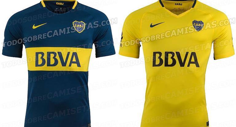 Se filtró la próxima camiseta de Boca | El Dia de Gualeguay