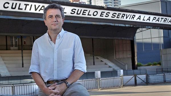 ENTREVISTA CON LUIS MIGUEL ETCHEVERE ,  PRESIDENTE DE LA SOCIEDAD RURAL ARGENTINA                    FOTOS MARCELO GOMEZ