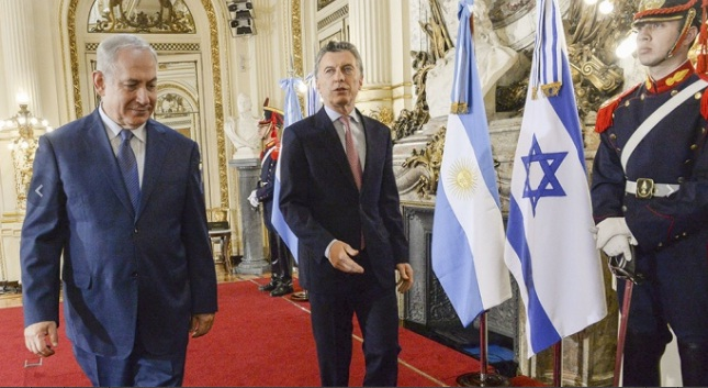 Visita-Israel-Macri