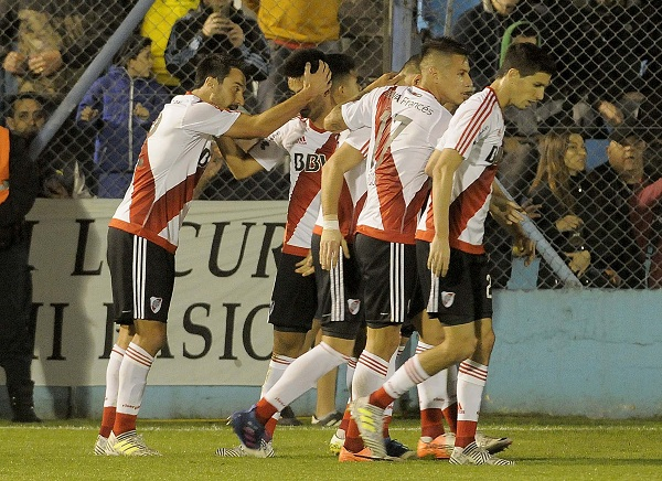 DYN620, BUENOS AIRES 27/08/2017, TEMPERLEY VS. RIVER PLATE. FOTO: DYN/PABLO AHARONIAN.