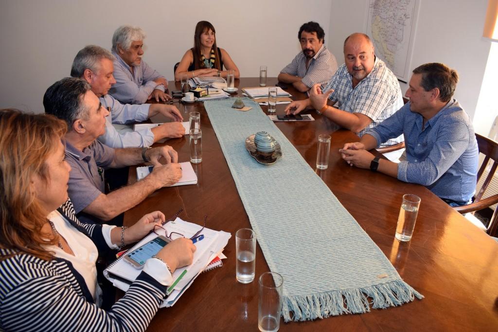 Reunión FEMER