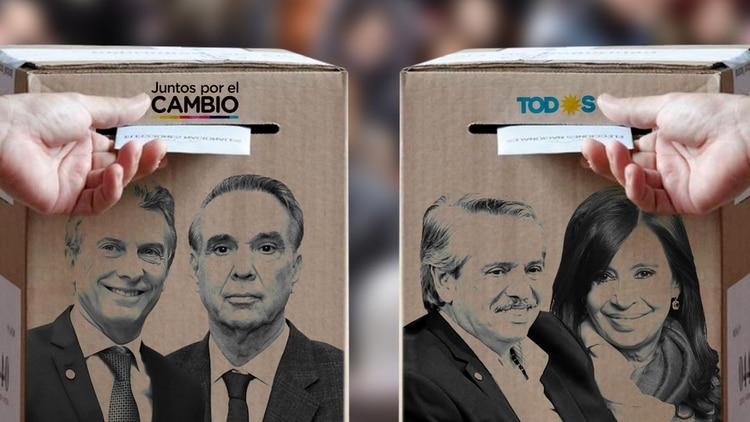 Macri-Pichetto-Alberto-Fernandez-Cristina-Kirchner