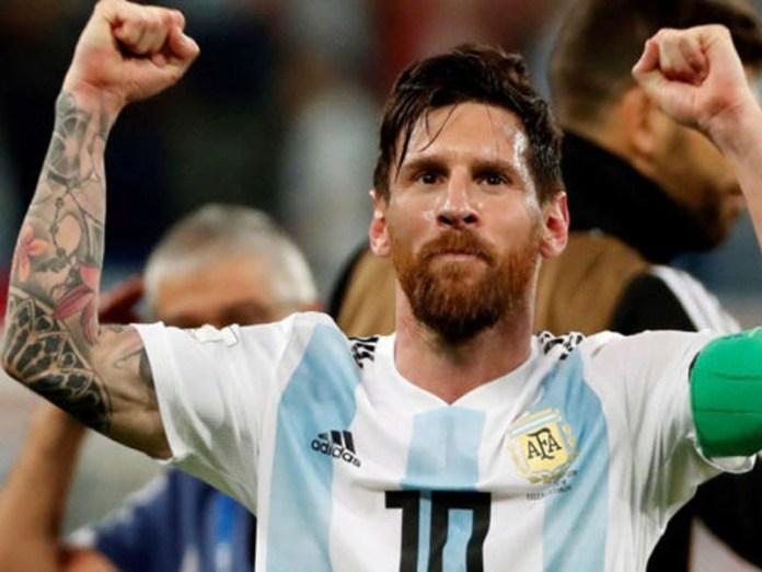 Deportes-Messi