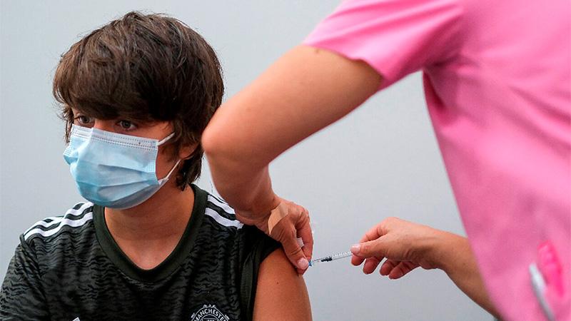 vacuna niños